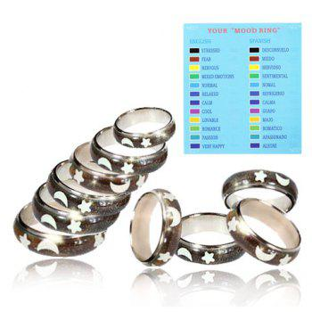 Mood Ring (10 PCS / Pack)