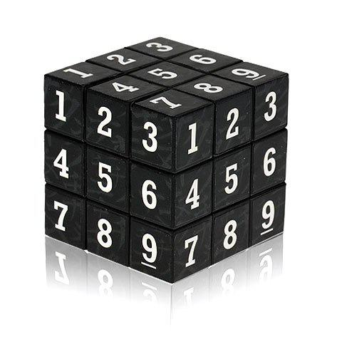 3 x 3 x 3 Small Arabic Numbers Brain Teaser Magic IQ Cube Puzzle Toy bosch phg 630 dce 060329c708