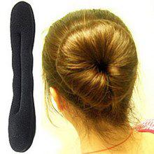 Convenient Durable Sponge Bud Sculpt Dish Hair Tool
