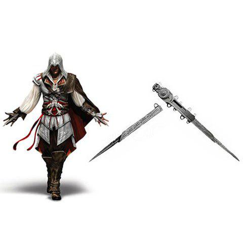 Wonderful Assassin's Creed Altair 49*33cm Acrylic Cosplay Prop -