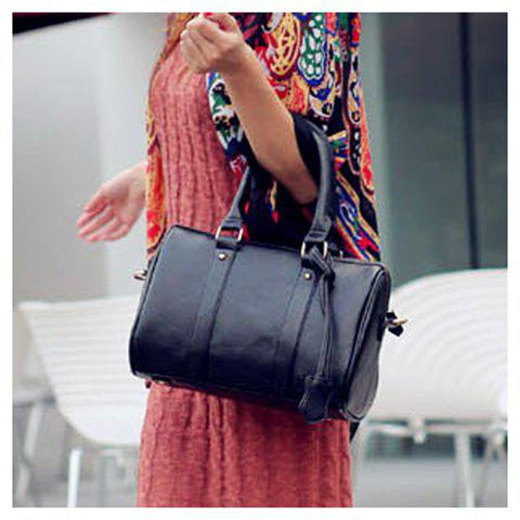 Stylish and Laconic PU Zipper Design Handbag/Slanting Bag/One-Shoulder Bag For Female