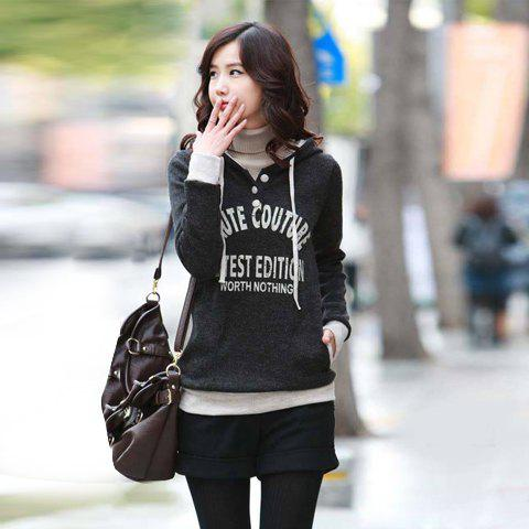 Autumn and Winter Style Melton Pants For Women
