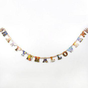 Halloween Supply KTV Decoration Props 2.8M Halloween Garland of 2012