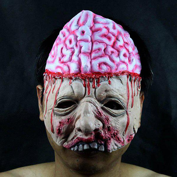 2012 Halloween Supply/Costume Party/Bar Horror Brains Mask -