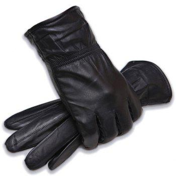 New Arrival High Quality Warming Leather Gloves For Men