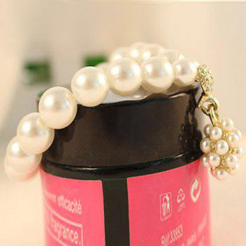 Sweet Pearl Ball Pendant Bracelet For Women