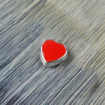 Pair of Stylish Style Heart Shape Magnetic Force Earring Clips For Women/Men