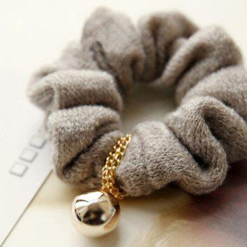 Hot Sale Ladylike Style Alloy Ball Embellished Women's Hair Band