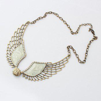 Angel Wing Shape Necklace