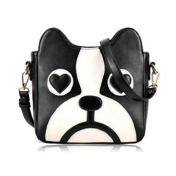 New Arrival Puppy Pattern and PU Leather Design Crossbody Bag For Women