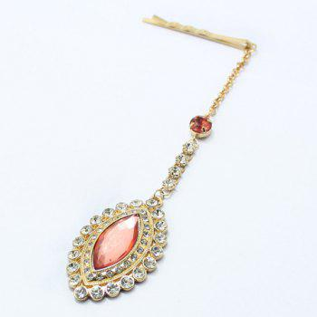 Stylish Chic Drop Rhinestone Hair Stick For Women - JACINTH JACINTH