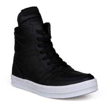 41 off 2020 fashion high top and side zip design casual