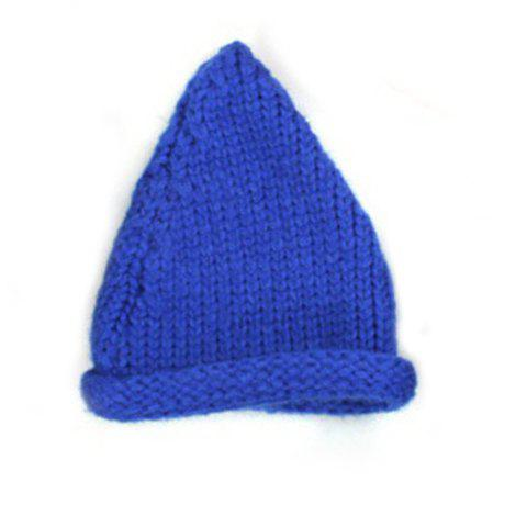 Candy Color Peaked Knit Hat For Men and Women - COLOR ASSORTED