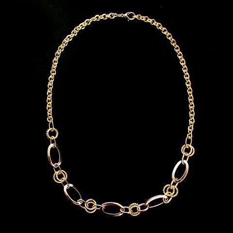 Chic Style Alloy Chian Necklace - AS THE PICTURE