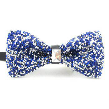 Chic Fashion Paillette Decorated Bow Tie For Men -  COLOR ASSORTED
