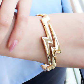 Lightning Pattern Bracelet - AS THE PICTURE
