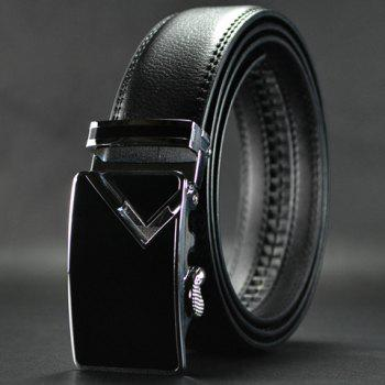 Hot Sale Metal Automatic Buckle Belt For Men