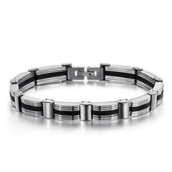 Chic Delicate Rectangle Bracelet For Men