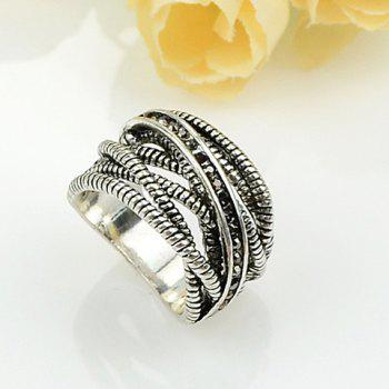 Multilayered Alloy Ring