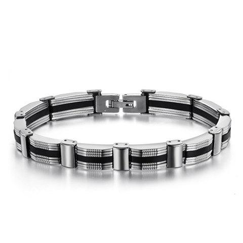 Chic Delicate Rectangle Bracelet For Men от Dresslily.com INT