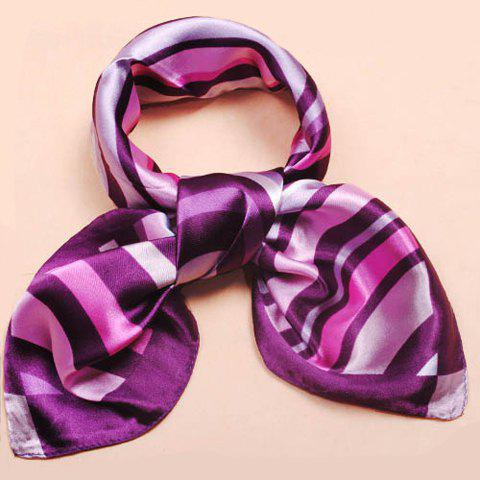 Mixed Print Professional Scarf For Women - COLOR ASSORTED