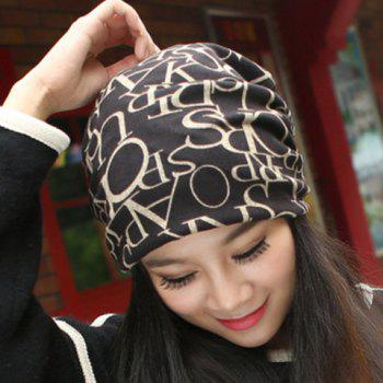 Chic Various Letters Print Multifunctional Headband For Women