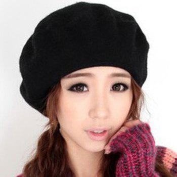 Hot Sale Solid Color Design Beret For Women