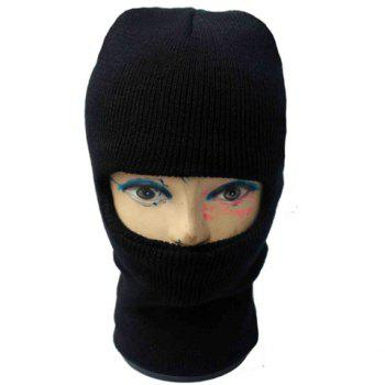 Balaclava Mask Windproof Knitted Hat For Men and Women
