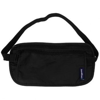 Multifunctional Simple Style Portable Pack Waist Bag for Outdoor Camping Home - BLACK BLACK