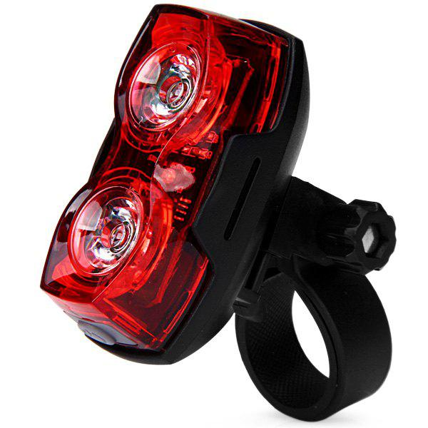 High Quality 1W 2 LEDs Bike Taillight Super Bright Bicycle ...