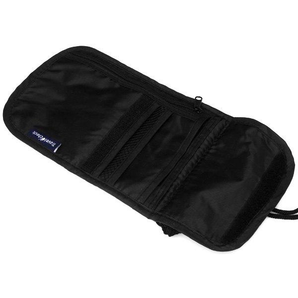 Multifunctional Portable Pack Casual Bag with Belt for Outdoor Camping Home Travel - BLACK
