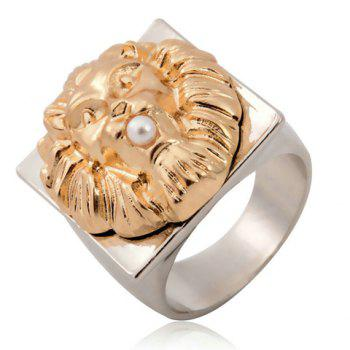 Attractive Solid Color Special Shape Ring For Women