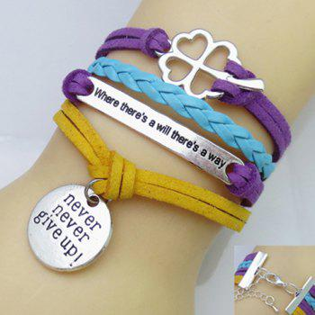 Trendy Multi-Layered Women's Friendship Bracelet