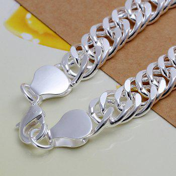 Elegant Thick Chain Bracelet For Men