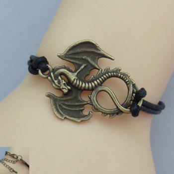 Dragon With Wings Design Bracelet
