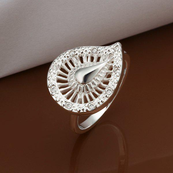 Chic Style Rhinestone Ring For Women -  US SIZE 8