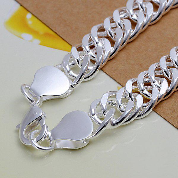 Elegant Thick Chain Bracelet For Men -  20CM*1.0CM