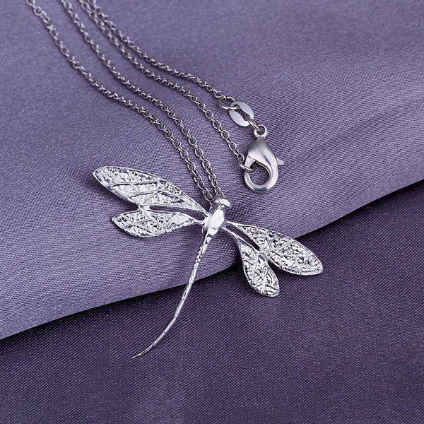 Trendy Dragonfly pendant Without Chain -  3.2*4.5CM