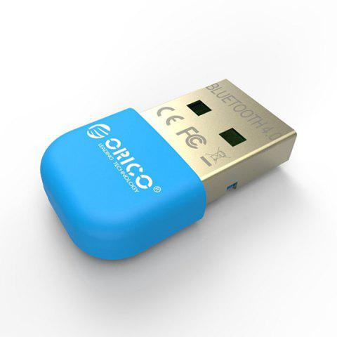 ORICO BTA-403 Mini USB Bluetooth 4.0 Adapter Dongle with CSR8510 Chipset - BLUE