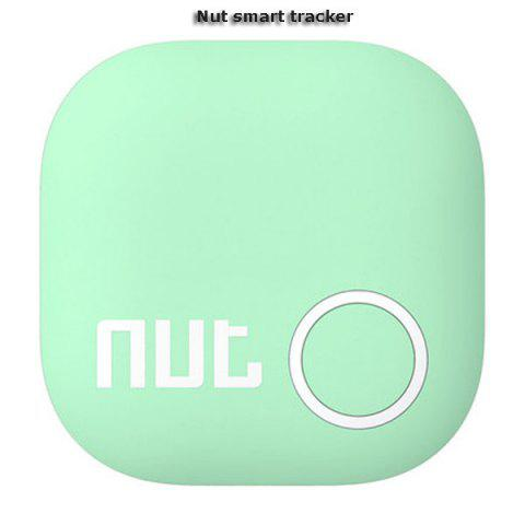 Nut 2 Intelligent Bluetooth Anti-lost Tracking Tag Alarm Patch Two-way Smart Finder - JADE GREEN