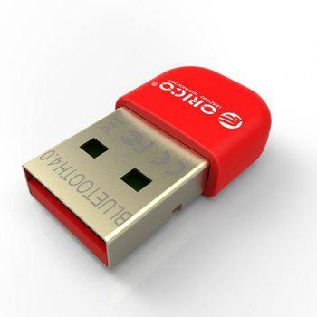 ORICO BTA-403 Mini USB Bluetooth 4.0 Adapter Dongle with CSR8510 Chipset - RED