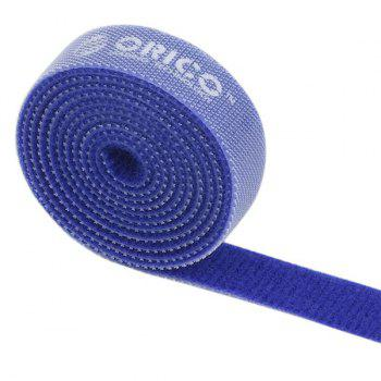 ORICO CBT - 5S 5 x 1M Cable Wire Ties Wrapper Organization Cords Binging Strap Seals - COLORMIX