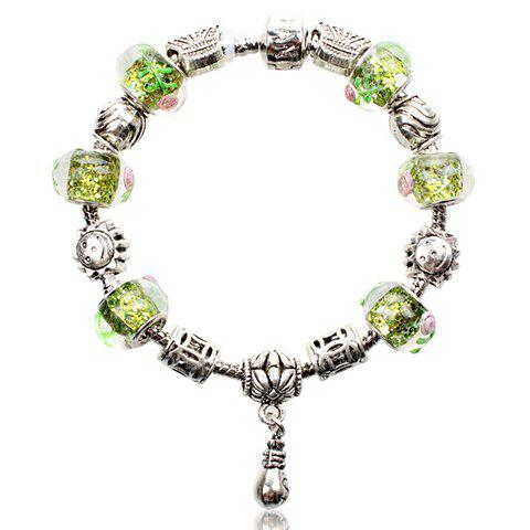 Stylish Chic Women's Pattern Carved Bracelet - COLORMIX