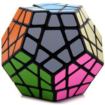 Shengshou Megaminx Dodecahedron Magic Cube Brain Teaser