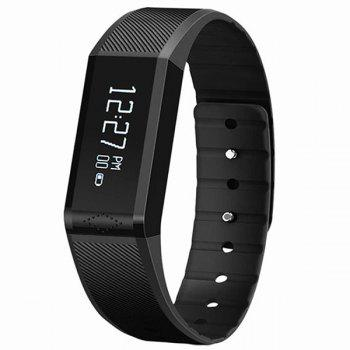 Vidonn X6 Smart Wristband Bluetooth 4.0 Watch for Sports - BLACK BLACK