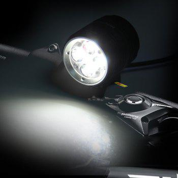Nitefighter BT40S Cree XP-G2 1600lm Neutral White LED Bicycle Light Bike Headlamp -  BLACK