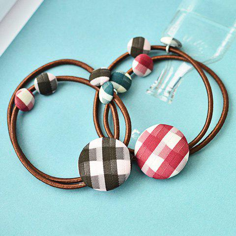 ONE PIECE Delicate Round Shape Women's Elastic Hair Band
