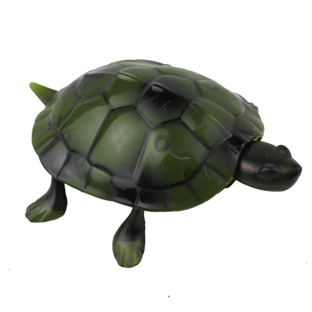 Infrared Remote Control Simulation Brazil Turtle Toy Animal Model  infrared remote control tarantula with light trick toy