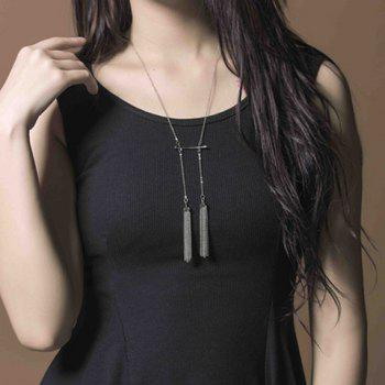 Stylish Chic Tassel Necklace For Women