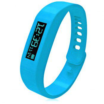 SH01 Intelligent OLED Motion Healthy Bracelet Bluetooth 2.1 Watch with Pedometer / Sleep Monitoring / Calorie Counter Compatible with Android